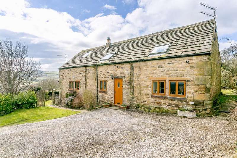 3 Bedrooms Barn Conversion Character Property for sale in Onesacre, Oughtibridge