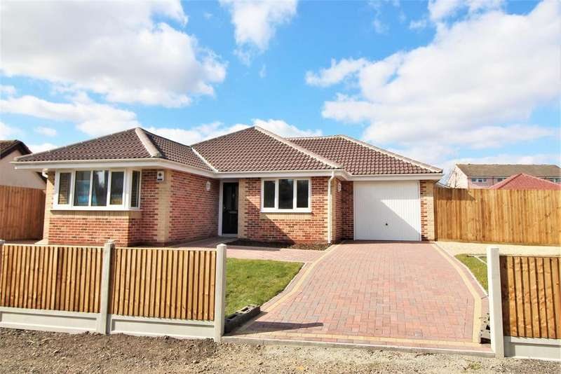 3 Bedrooms Detached Bungalow for sale in Dairy Meadow Gardens, Walton-on-the-Naze
