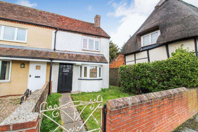 2 Bedrooms Semi Detached House for sale in Chapel Street, Thatcham