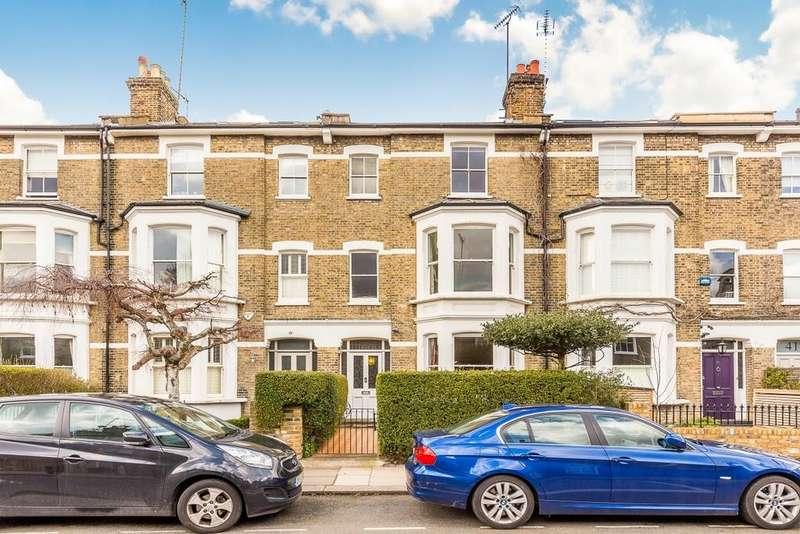 5 Bedrooms Terraced House for sale in Rowan Road, Brook Green, London, W6