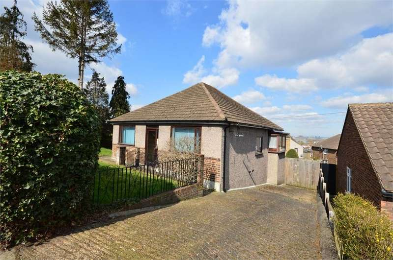 3 Bedrooms Detached Bungalow for sale in The Firs, Halt Robin Road, Belvedere