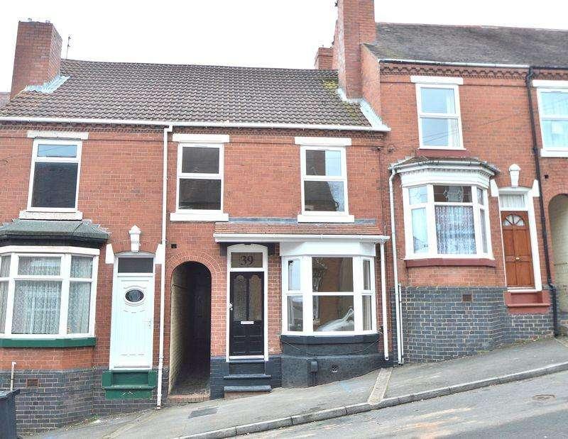 3 Bedrooms Terraced House for sale in Talbot Street, Halesowen