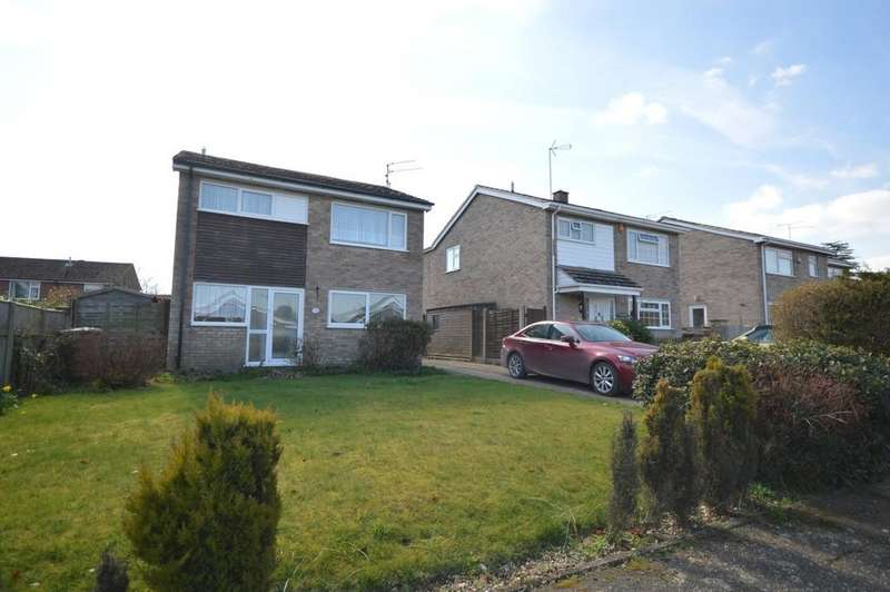 3 Bedrooms Detached House for sale in Sycamore Close, South Wootton