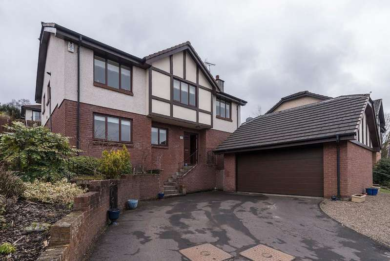5 Bedrooms Detached House for sale in Menteith View, Dunblane, FK15 0PD