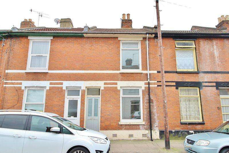 3 Bedrooms Terraced House for sale in Newcome Road, Fratton