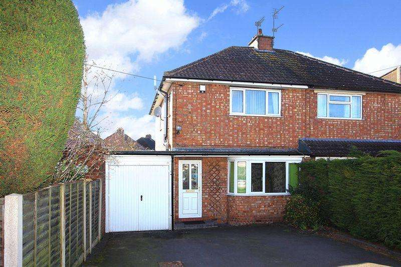 3 Bedrooms Semi Detached House for sale in BILBROOK, Downie Road
