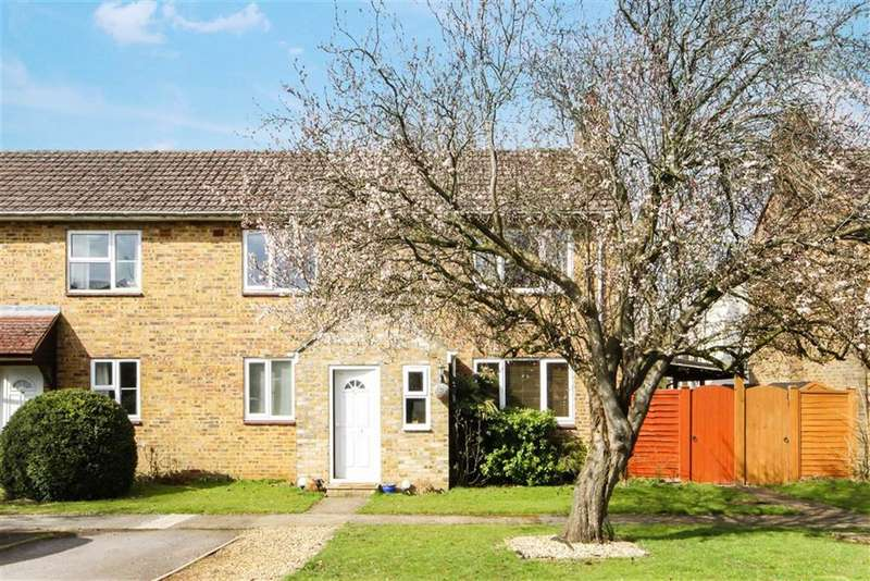 2 Bedrooms Semi Detached House for sale in Lancaster Square, Lyneham, Wilts
