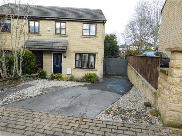 2 Bedrooms Semi Detached House for sale in Burras Road, Bradford