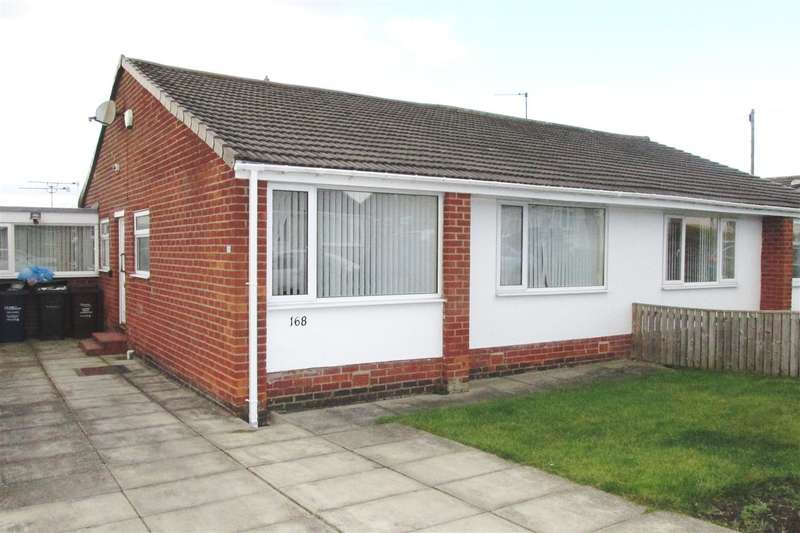 2 Bedrooms Bungalow for sale in Chadderton Drive, Newcastle upon Tyne