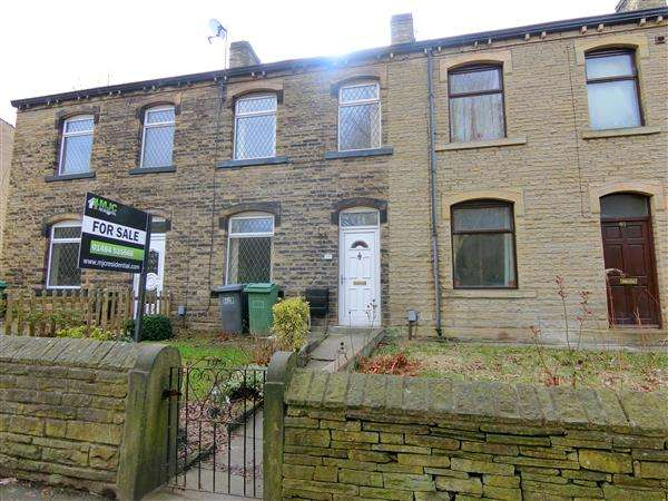 3 Bedrooms Terraced House for sale in Wood Lane, Huddersfield
