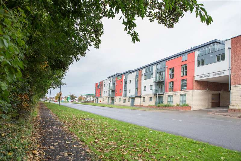 1 Bedroom Apartment Flat for sale in Solihull Heights, 54 New Coventry Road, Birmingham