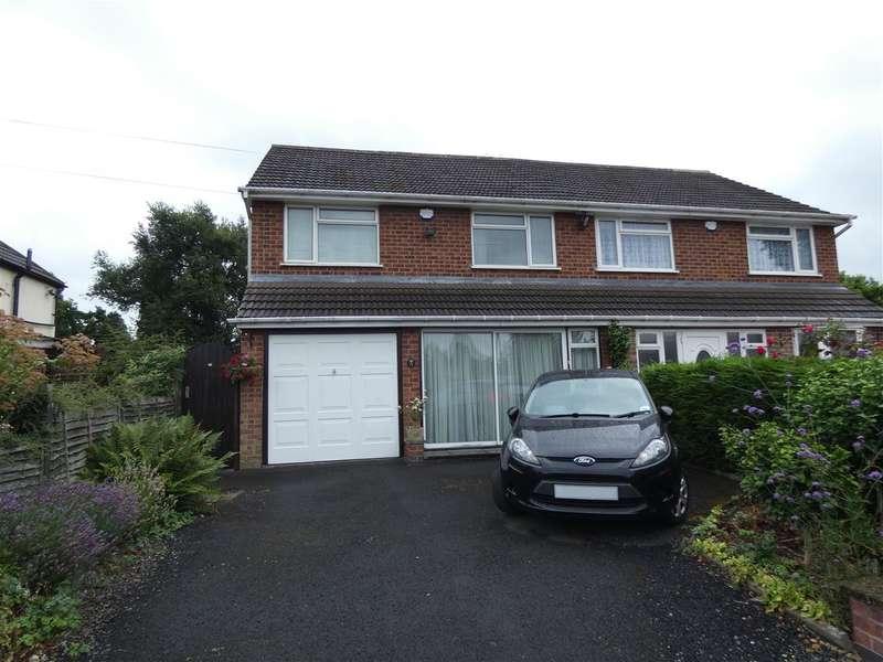 3 Bedrooms Semi Detached House for sale in Beechcroft Avenue, Hall Green, Birmingham