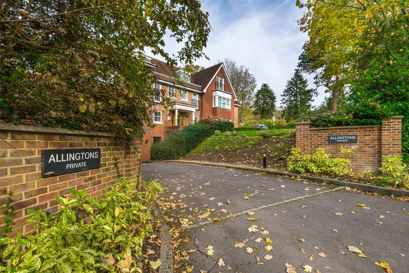 2 Bedrooms Apartment Flat for sale in Allingtons, 43 Beech Road, Reigate, Surrey, RH2