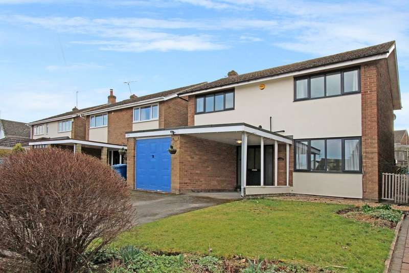 3 Bedrooms Detached House for sale in Main Street, Clifton Campville B79