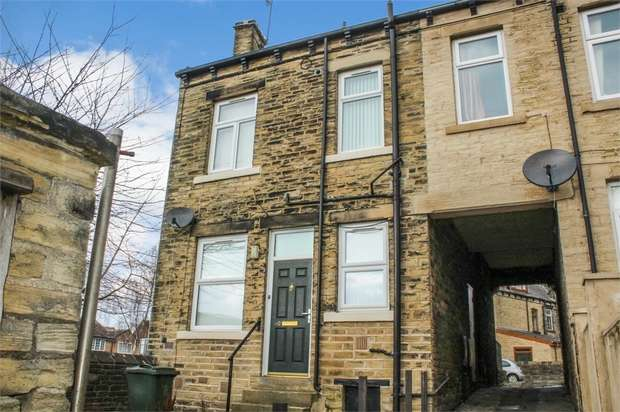 2 Bedrooms End Of Terrace House for sale in Boldshay Street, Bradford, West Yorkshire