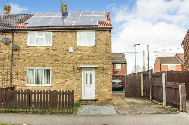 3 Bedrooms Semi Detached House for sale in Ecclesfield Avenue, Hull, East Riding of Yorkshire