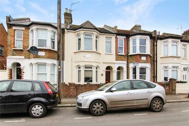 3 Bedrooms Terraced House for sale in Thorpe Road, Walthamstow, London