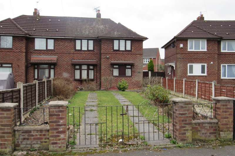 2 Bedrooms Semi Detached House for sale in Benchill Avenue, Manchester, M22