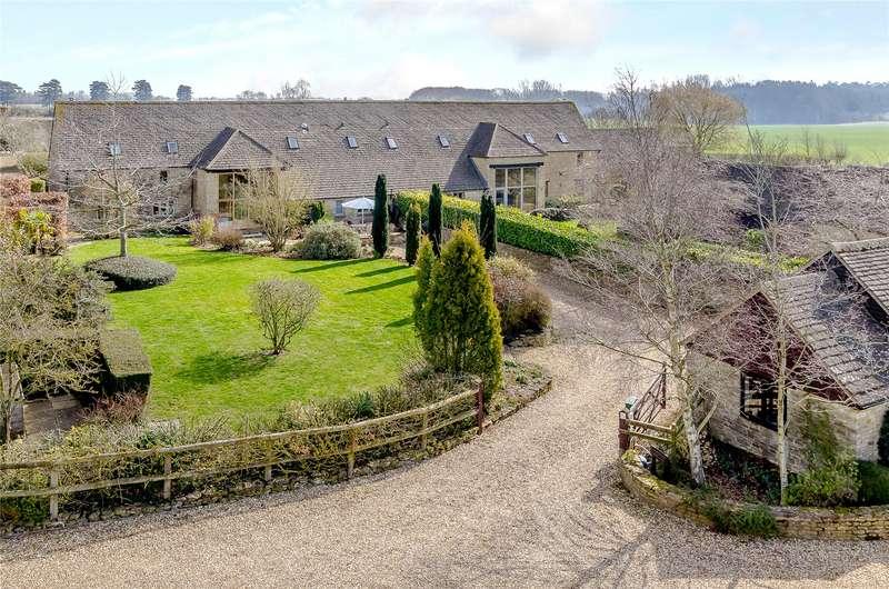 4 Bedrooms House for sale in North Barn, Ashtree Farm, Buckland, Faringdon, SN7