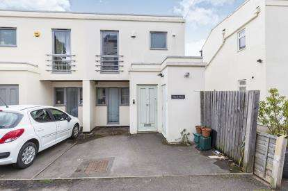 2 Bedrooms Semi Detached House for sale in Wellesley Road, Pittville, Cheltenham, Gloucestershire