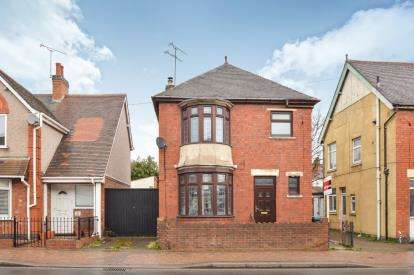3 Bedrooms Detached House for sale in Central Avenue, Nuneaton, Warwickshire