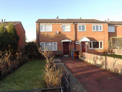 2 Bedrooms End Of Terrace House for sale in Edgerton Road, Lowton, Warrington