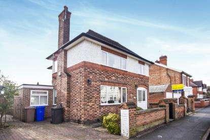 3 Bedrooms Detached House for sale in Douglas Road, Long Eaton, Nottingham, Nottinghamshire
