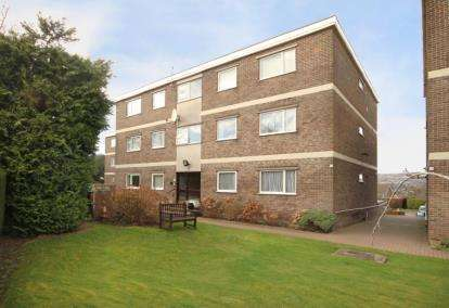 2 Bedrooms Flat for sale in Moorview Court, Bradway Drive, Sheffield, South Yorkshire