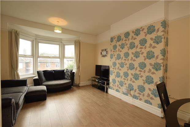 2 Bedrooms Flat for sale in Jameson Road, BEXHILL-ON-SEA, East Sussex, TN40 1EG