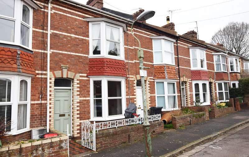 2 Bedrooms Terraced House for sale in St. Leonards, Exeter
