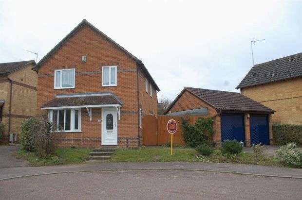 4 Bedrooms Detached House for sale in Corbieres Close, Duston, Northampton NN5 6QR
