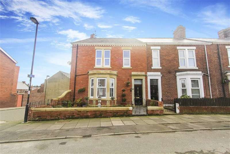 3 Bedrooms Terraced House for sale in Armstrong Road, Wallsend, Tyne And Wear