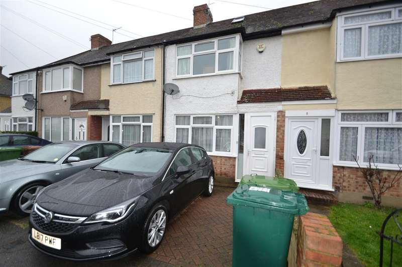 2 Bedrooms Terraced House for sale in Osbourne Avenue, Stanwell