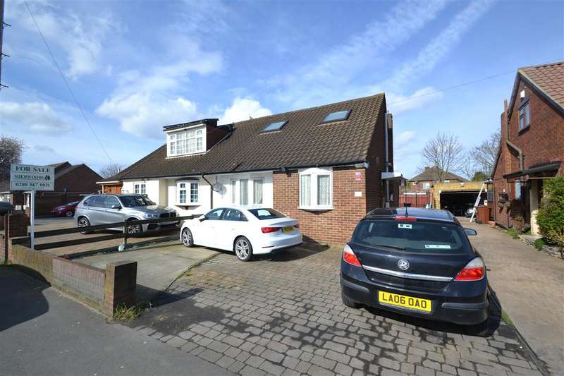 2 Bedrooms Bungalow for sale in Hatton Road, Bedfont