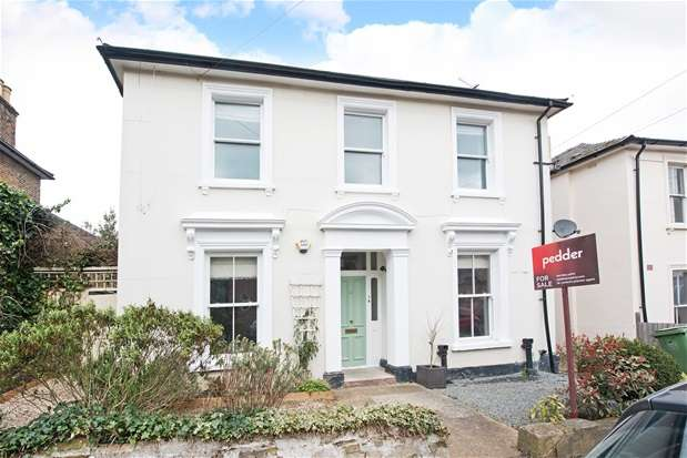 2 Bedrooms Flat for sale in Kelvin Grove, Forest Hill