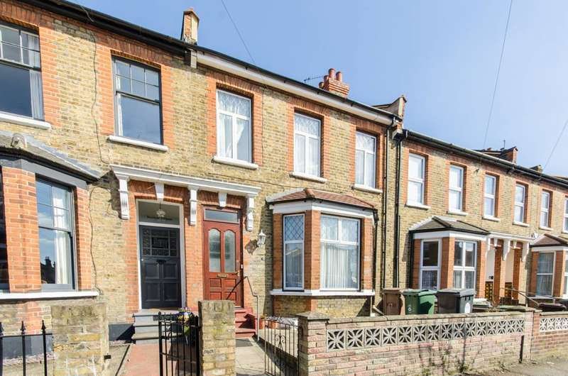 3 Bedrooms House for sale in Merton Road, Walthamstow Village, E17