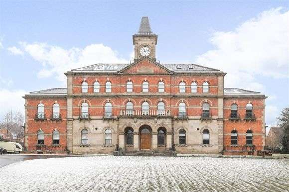 2 Bedrooms Flat for sale in Middlewood Rise, Sheffield