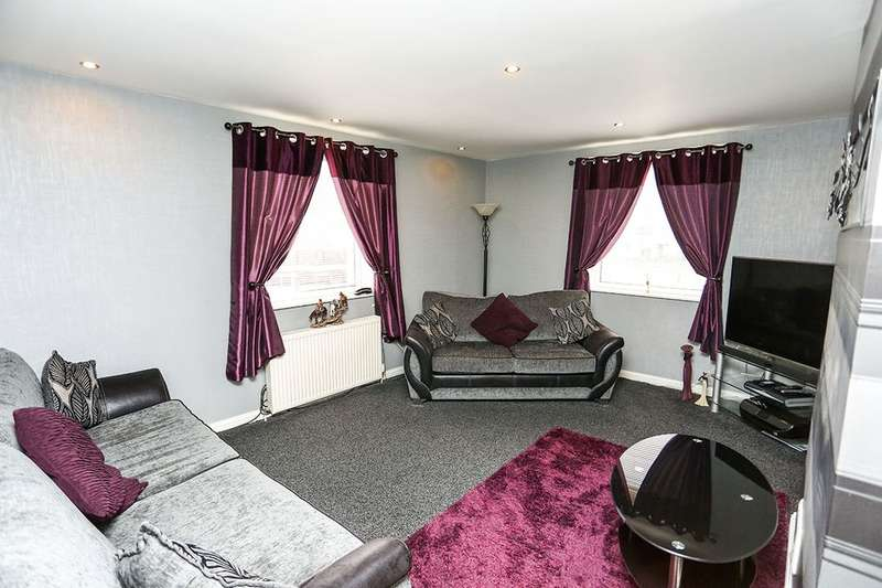 2 Bedrooms Flat for sale in Eskview Road, Mayfield, Dalkeith, EH22