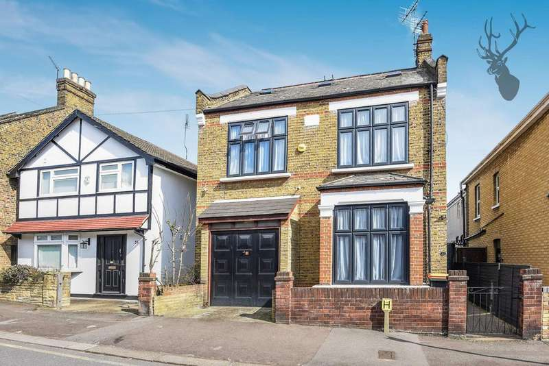 5 Bedrooms House for sale in Victoria Road, South Woodford, E18