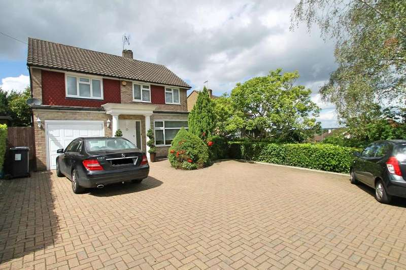 4 Bedrooms Detached House for sale in Woodfield Rise, Bushey