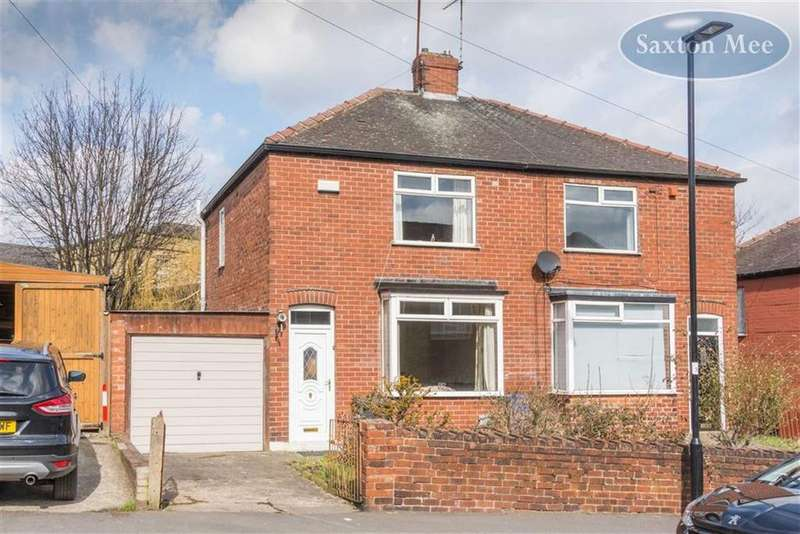 2 Bedrooms Semi Detached House for sale in Capel Street, Hillsborough, Sheffield, S6
