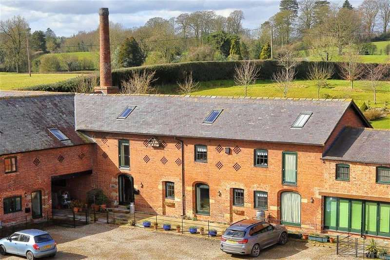3 Bedrooms Barn Conversion Character Property for sale in Newnes Barns, Ellesmere, SY12