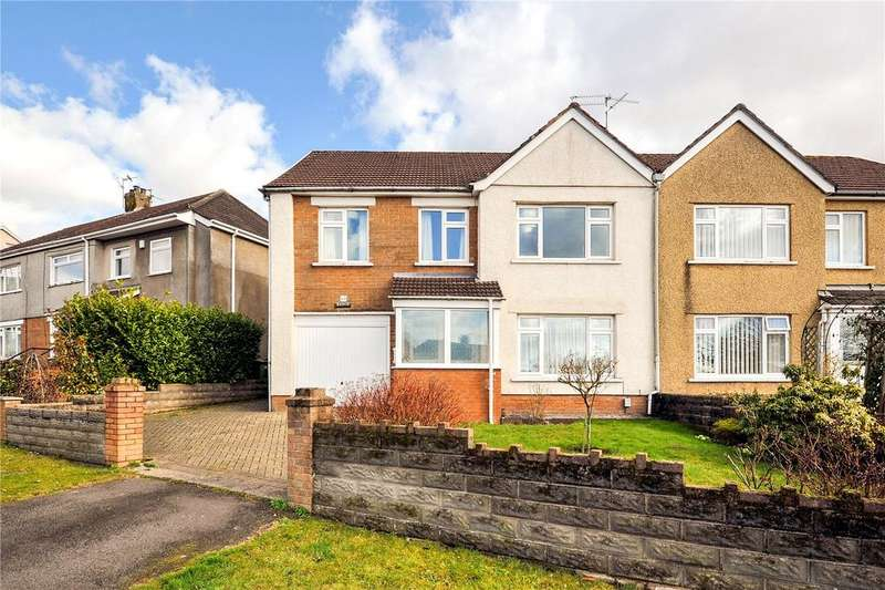 4 Bedrooms Semi Detached House for sale in Caer Wenallt, Cardiff, CF14