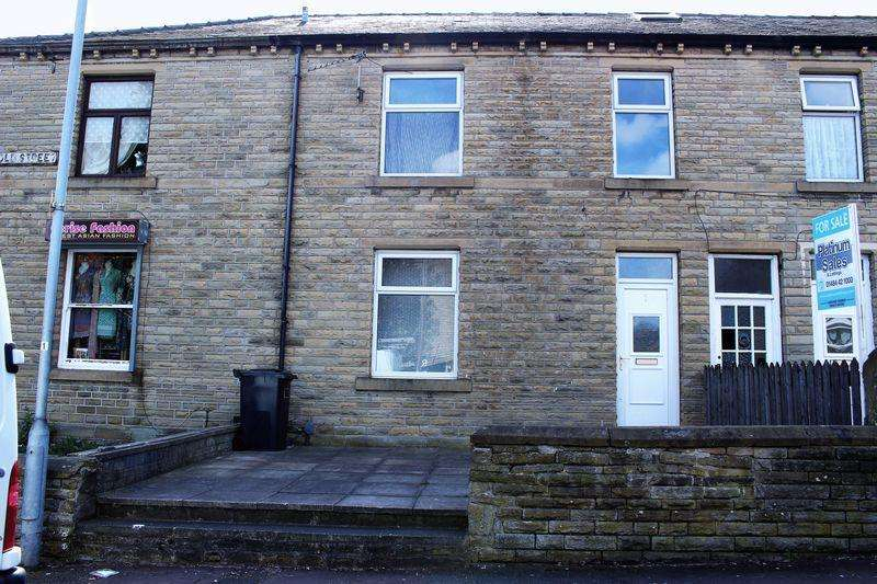 3 Bedrooms Terraced House for sale in Arnold Street, Huddersfield