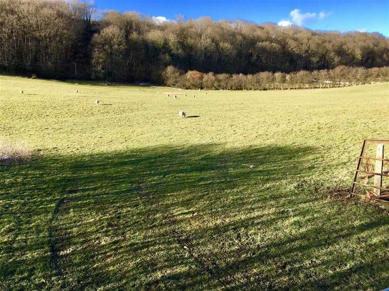 Land Commercial for sale in Land Adjacent Church House Orchard, Llanllwchaiarn, Aberbechan, Newtown, Powys, SY16