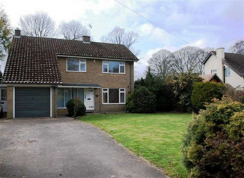 3 Bedrooms Detached House for sale in West End Road, Frampton, Boston