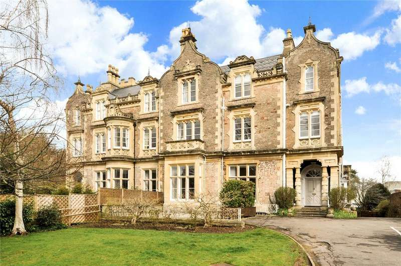 4 Bedrooms Flat for sale in Trinmore, Clifton Down, Clifton, Bristol, BS8