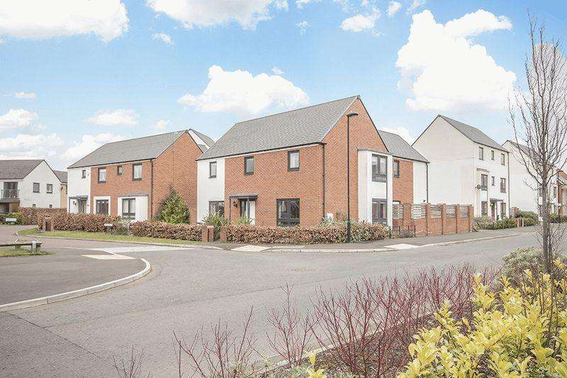 5 Bedrooms Detached House for sale in Shoreswood Way, Newcastle Upon Tyne