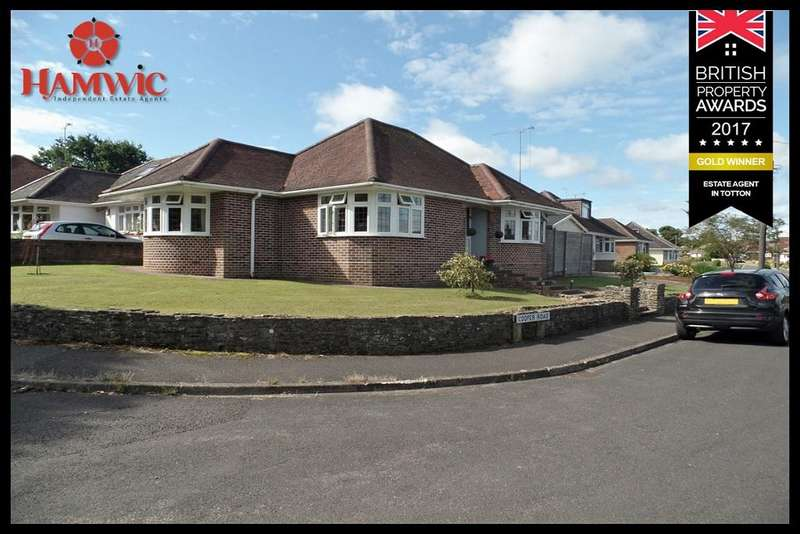 3 Bedrooms Detached Bungalow for sale in Cooper Road, Ashurst, Southampton SO40