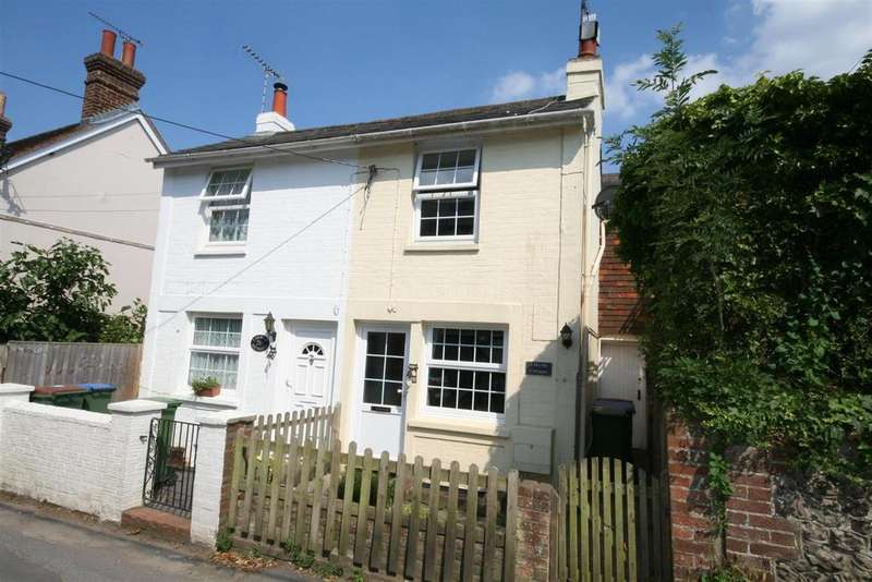 2 Bedrooms Cottage House for sale in Weavers Lane, Henfield